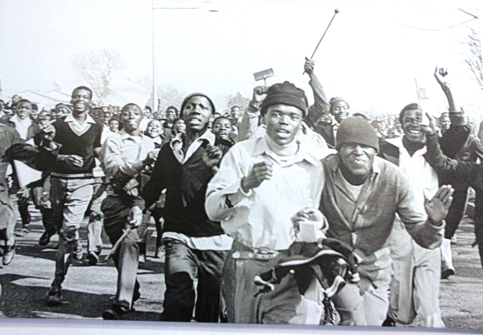 soweto uprising and apartheid in south Dr melville edelstein and south africa's 1976 soweto uprising  of apartheid, as  waves of violent protest soon followed within south africa.
